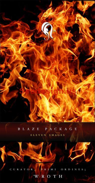 Fire Blaze Textures Free Download