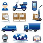 11 Logistic Transport Vector Graphics