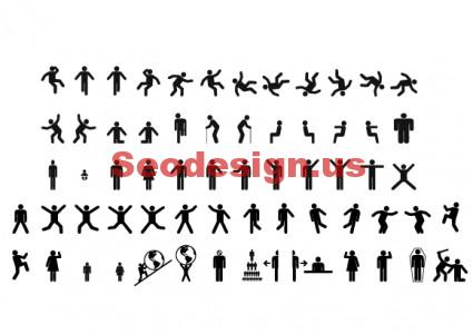 People Vector Pictogram