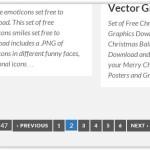 Add WordPress Pagination Without Plugin