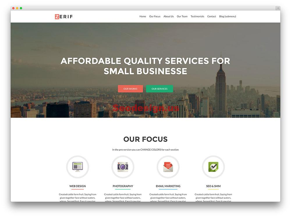 Best Responsive Wordpress Themes 2015