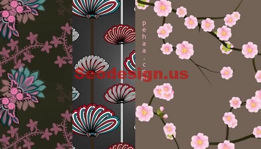 Spring Flower Photoshop Brushes Download