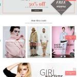Fulgor Ecommerce Fashion WordPress Theme