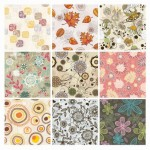 9 Seamless Floral Backgrounds