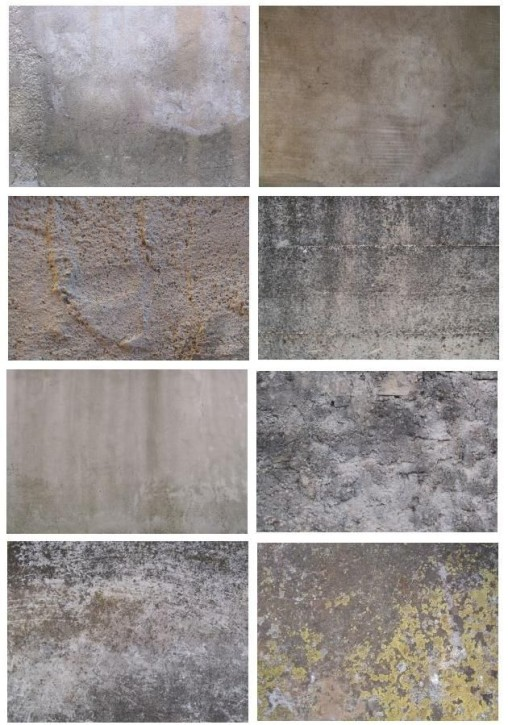Grunge Cement Wall Backgrounds