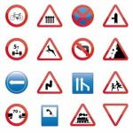 10+ Free Vector School Drive Signs