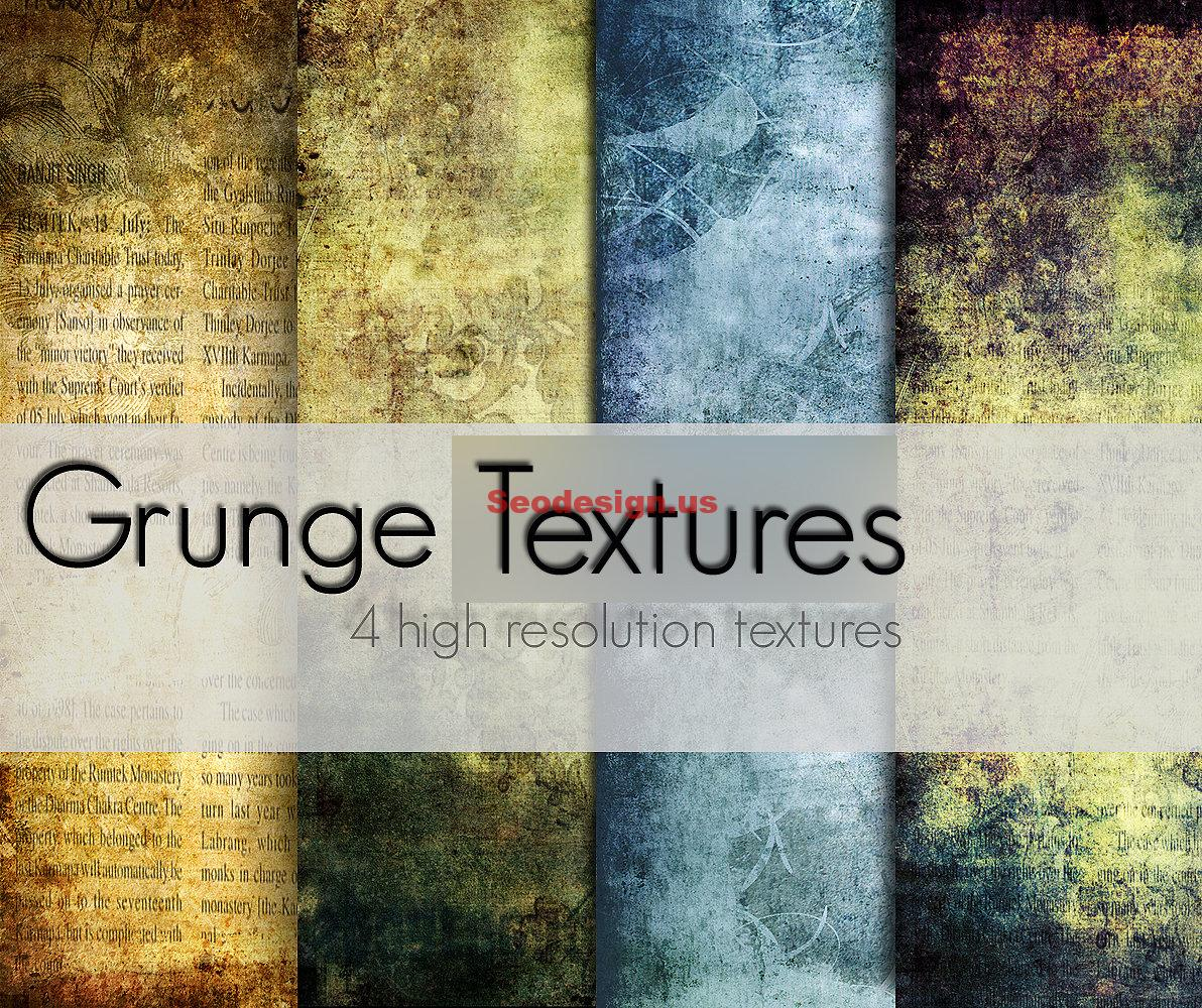 Free Grunge High Resolution Textures