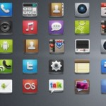 25 Android Appz Icons