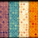 10+ Free Colorful Dots Photoshop Patterns