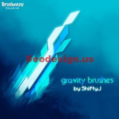 Grunge Abstract Photoshop Brushes