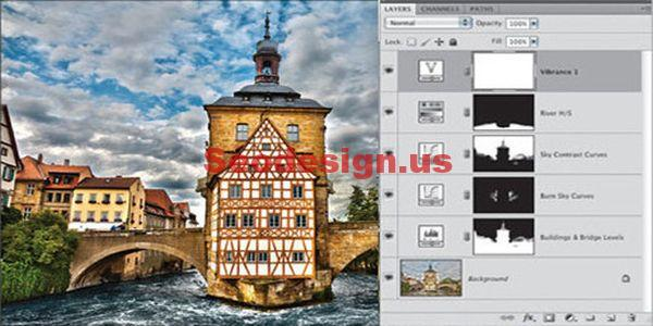 Photoshop HDR Photo Editing Tutorial