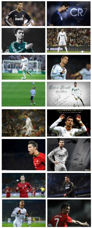 Free Cristiano Ronaldo HD Wallpapers