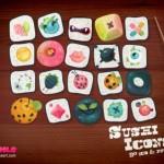 20 Free Sushi Icons Set Download