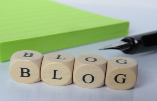 What are the essential aspects of writing a blog