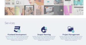 10+ HTML Portfolio Resume CV Templates