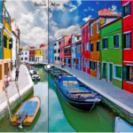 Color Recovery  tech makes sure your photos retain the bright vivid colors of real life