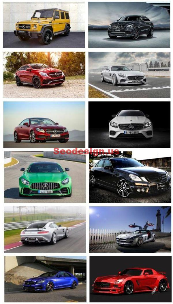Free Mercedes Benz Wallpapers Download