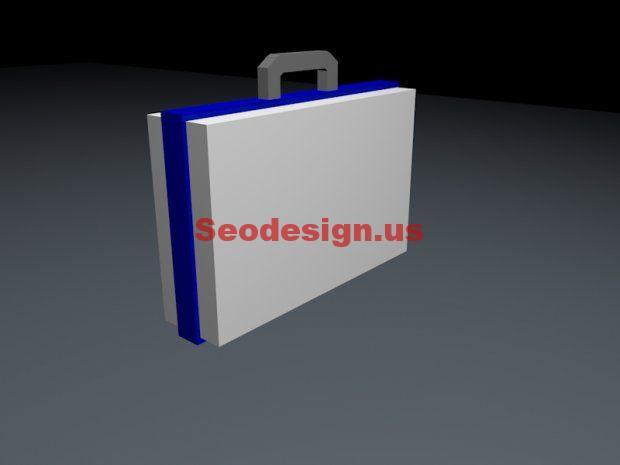 4 Cute Free 3D Bag Models To Download