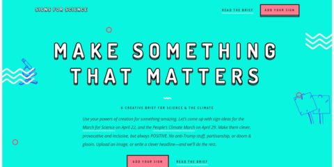 Design Trends: 25 Top Illustrative Web Designs